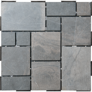 garden tiles patchwork grey click tiles diy