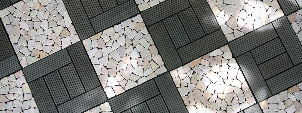 About Wpc Diy Garden Deck Click Tiles